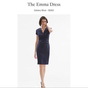 🆕 mm.lafleur—The Emma Dress in Galaxy Blue